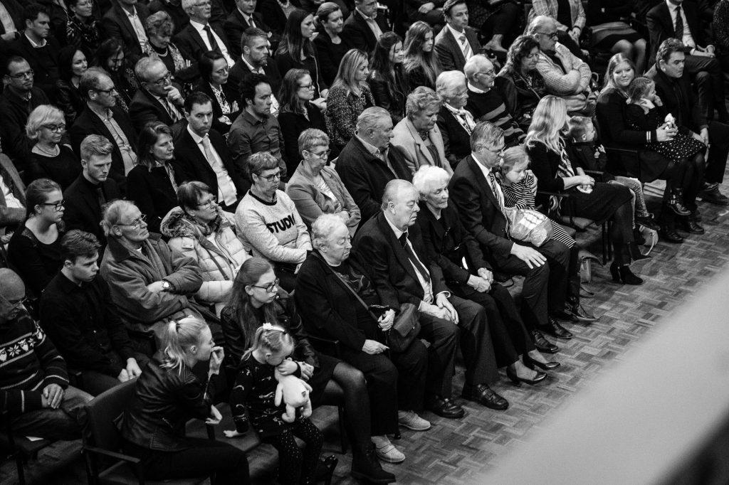 Foto Ilja Verstraten bij warme reactie van Miranda
